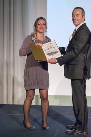 Martina_Portorož 2012, 2. nagrada za predstavitev