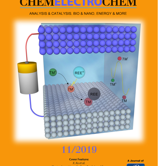 cover feature_ChemElectroChem_2019