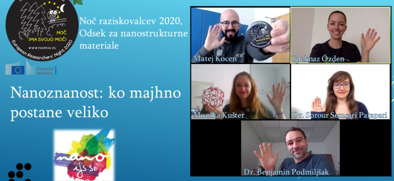 Noč raziskovalcev 2020